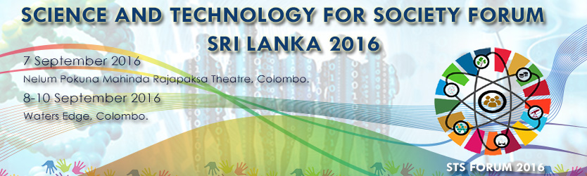 STS FORUM 2016 - SRI LANKA